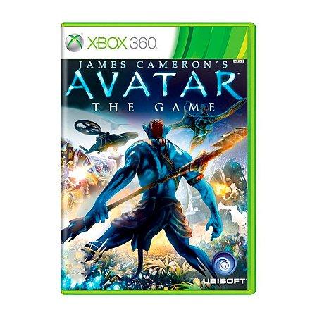 Jogo Avatar The Game - Xbox 360 (Seminovo)