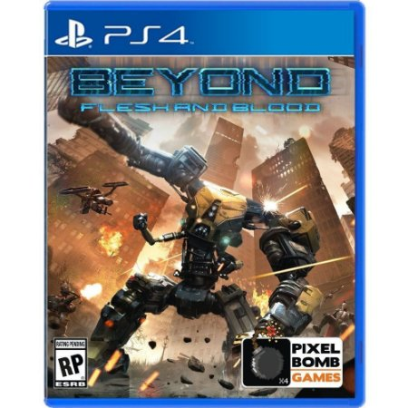 Jogo Beyond Flesh and Blood - PS4