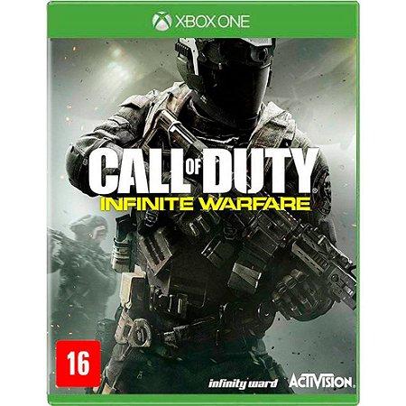 Jogo Call of Duty Infinite Warfare - Xbox One