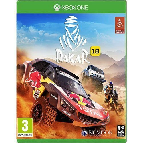 Jogo Dakar 18 - Xbox One