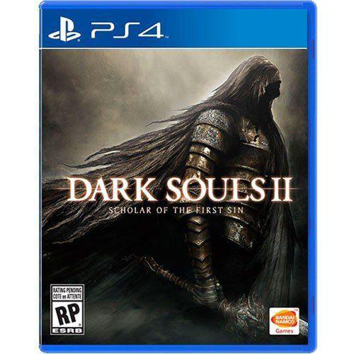 Jogo Dark Souls 2 Scholar of the First Sin - PS4