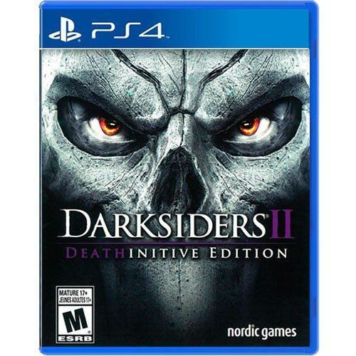 Jogo Darksiders II - Deathinitive Edition - PS4