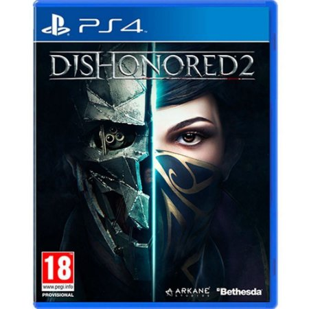 Jogo Dishonored 2 - PS4