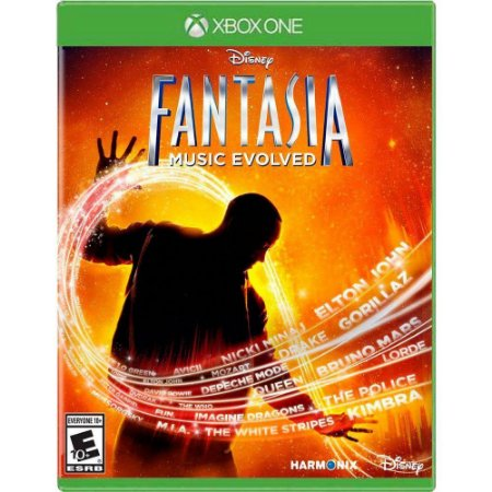 Jogo Disney Fantasia Music Evolved - Xbox One