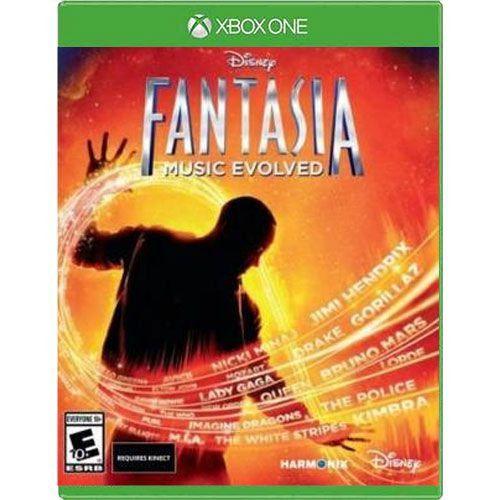 Jogo Disney Fantasia Music Evolved - Xbox One (Seminovo)