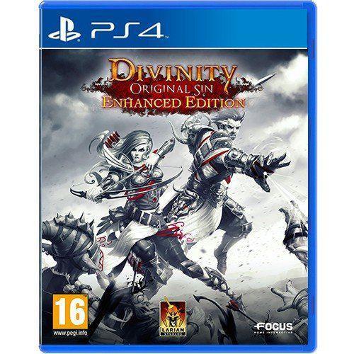 Jogo Divinity Original Sin Enhanced Edition - PS4