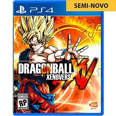 Jogo Dragon Ball Xenoverse - PS4 (Seminovo)