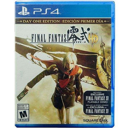 Jogo Final Fantasy Type-0 HD - PS4