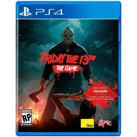 Jogo Friday The 13th The Game - PS4