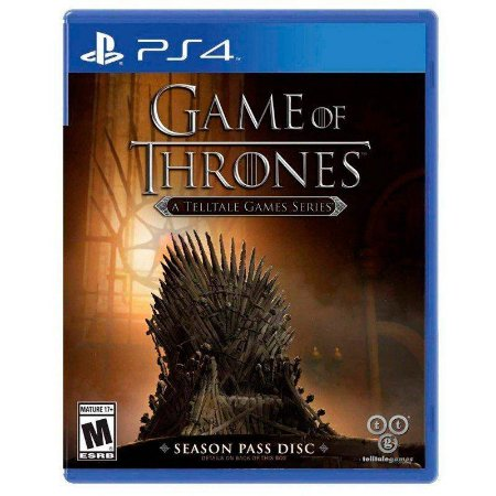 Jogo Game of Thrones A Telltale Games Series - PS4