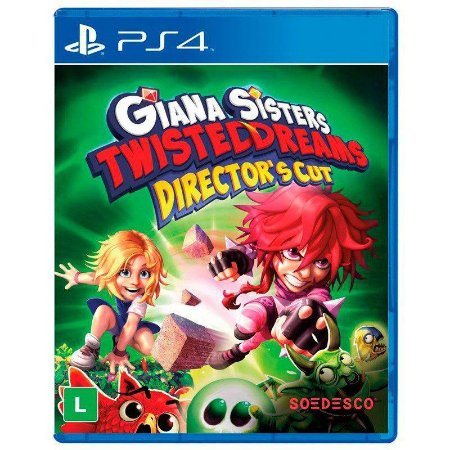 Jogo Giana Sisters: Twisted Dream - PS4