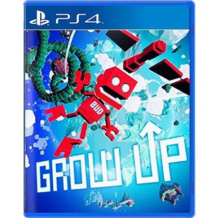 Jogo Grow Up - PS4