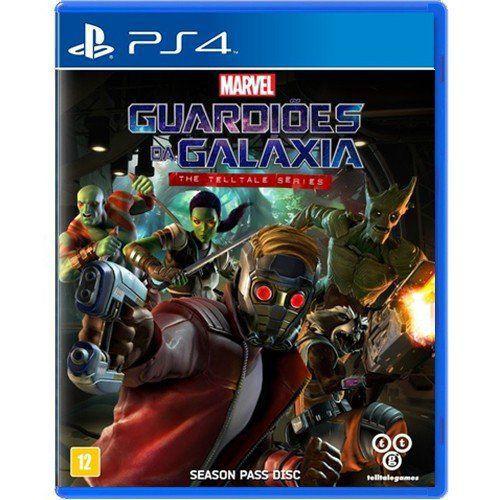 Jogo Guardiões da Galáxia - PS4