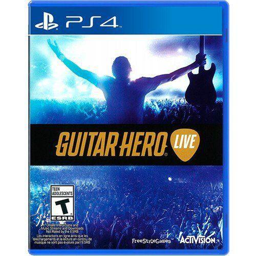 Jogo Guitar Hero Live - PS4