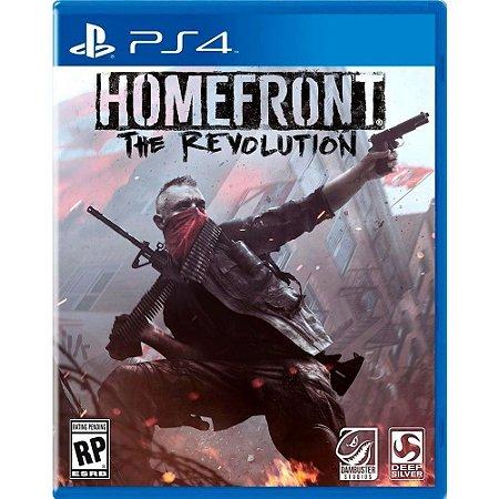 Jogo Homefront The Revolution - PS4