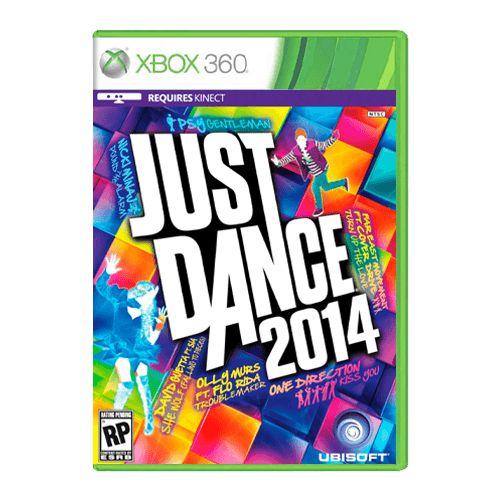 Jogo Just Dance 2014 - Xbox 360 (Seminovo)