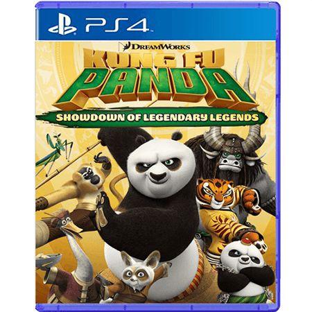 Jogo Kung Fu Panda Showdown of Legendary Legends - PS4