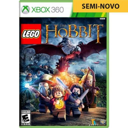 Jogo LEGO The Hobbit - Xbox 360 (Seminovo)
