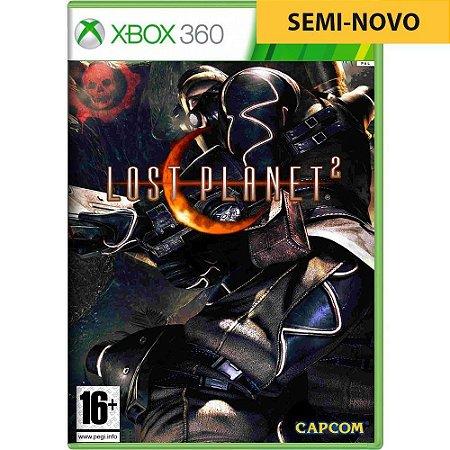 Jogo Lost Planet 2 - Xbox 360 (Seminovo)