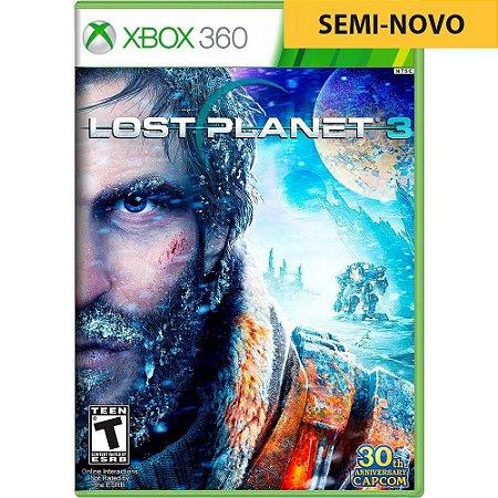 Jogo Lost Planet 3 - Xbox 360 (Seminovo)