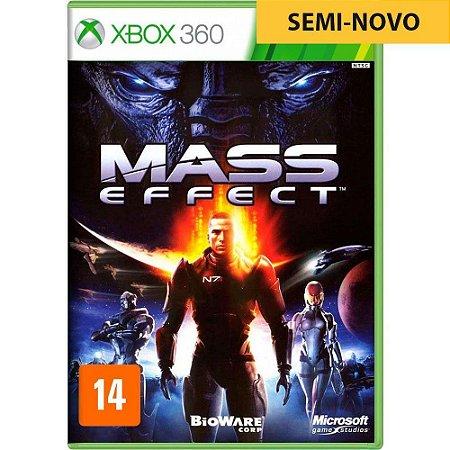 Jogo Mass Effect - Xbox 360 (Seminovo)
