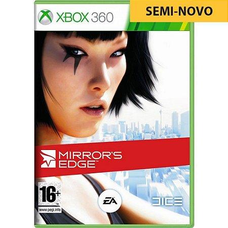 Jogo Mirrors Edge - Xbox 360 (Seminovo)