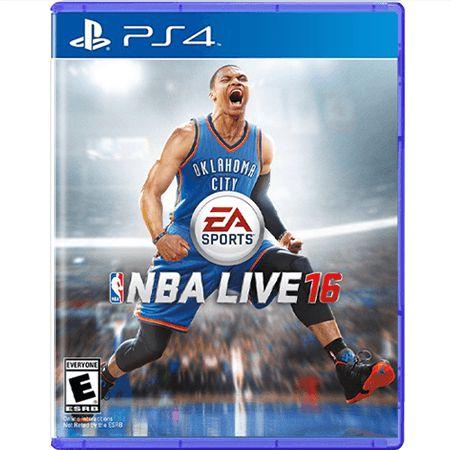 Jogo NBA LIVE 16 - PS4