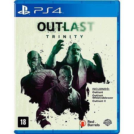 Jogo Outlast Trinity - PS4