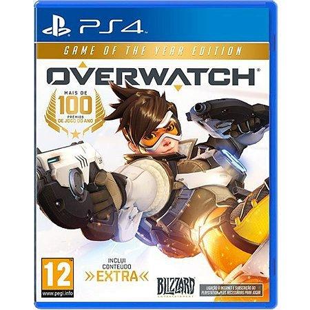Jogo Overwatch - PS4