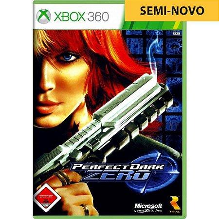 Jogo Perfect Dark Zero - Xbox 360 (Seminovo)