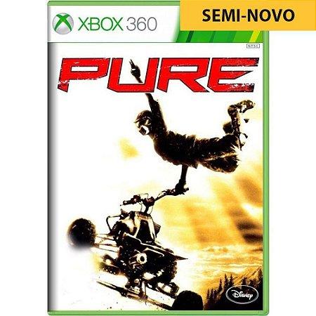 Jogo Pure - Xbox 360 (Seminovo)