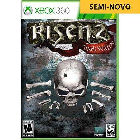 Jogo Risen 2 - Xbox 360 (Seminovo)