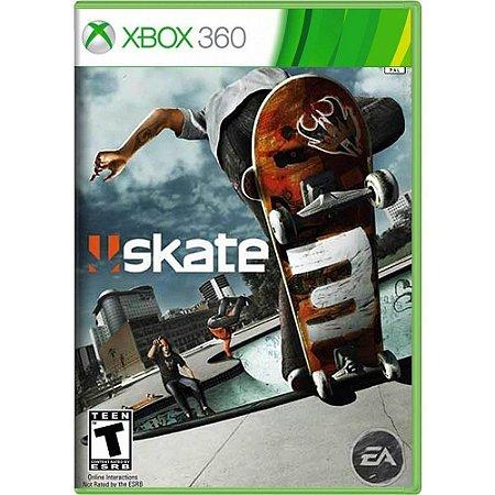 Jogo Skate 3 - Xbox 360