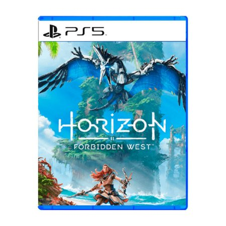 Jogo Horizon Forbidden West - PS5