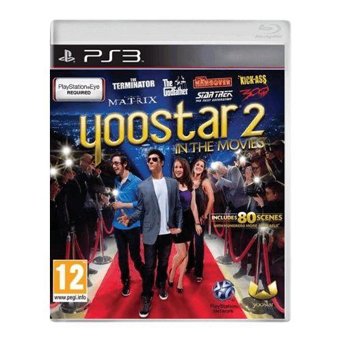 Jogo Yoostar 2 In The Movies - PS3 (Seminovo)