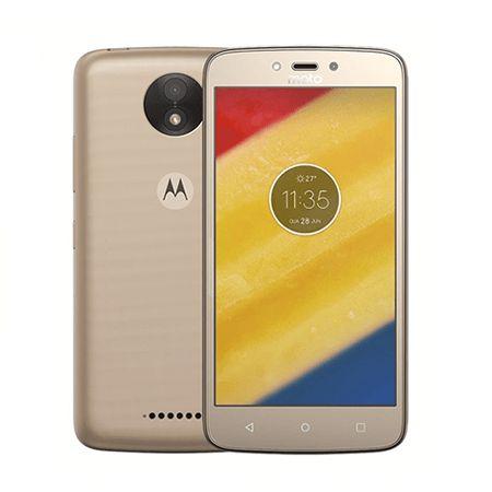 Smartphone Motorola Moto C 16GB Dourado (seminovo)