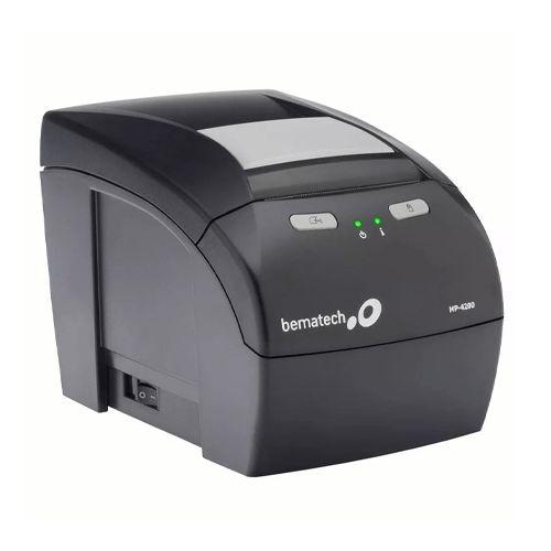 Impressora Térmica Bematech MP 4200 TH USB Cupom Não Fiscal (Seminovo)