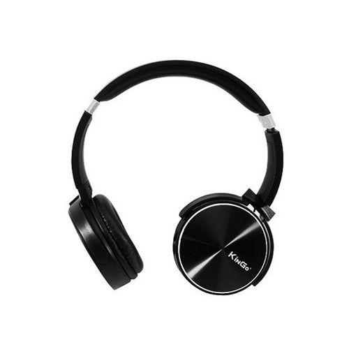 Fone de Ouvido Kingo KG-105 Bluetooth Preto