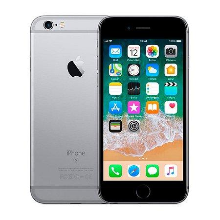 Smartphone Apple iPhone 6S Plus 64GB Cinza (Seminovo)