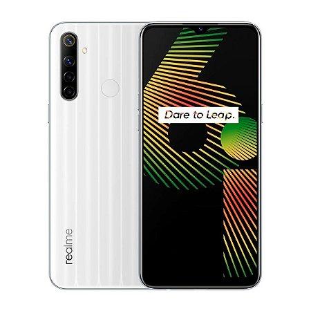 Smartphone Realme 6i 64GB 3GB Branco