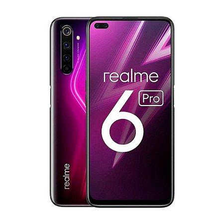 Smartphone Realme 6 Pro 128GB 8GB Vermelho