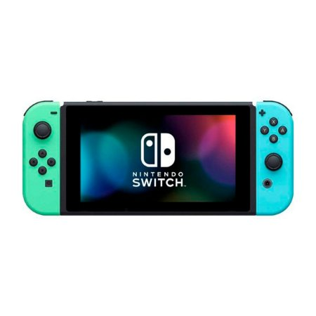 Console Nintendo Switch 32GB HAD Edição Animal Crossing