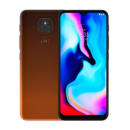 Smartphone Motorola Moto E7 Plus 64GB 4GB Laranja