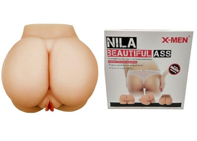 Bumbum Nila Beautiful Ass - Masturbador Masculino - Sex shop