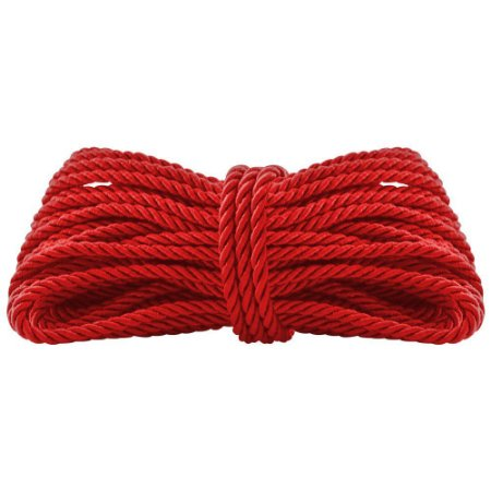 Corda Vermelha Shibari 50 Tons 05 metros Dominatrixxx - Sex shop
