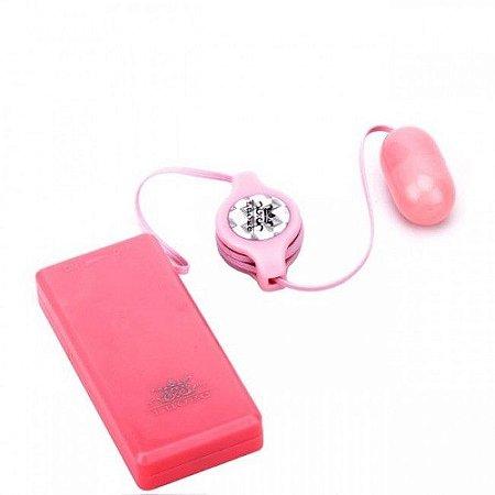 Estimulador feminino em cápsula vibratória - Sexshop