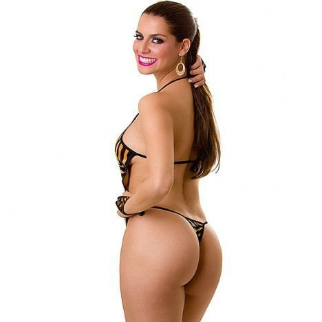 Fantasia Erótica Body Tigresa - PlayGirl - Sexshop