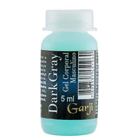 Gel Dark Gray Excitante Masculino 5g Garji - Sexshop