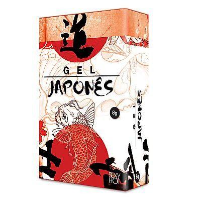 Gel Prolongador Japonês 8 gramas bisnaga - Sexshop