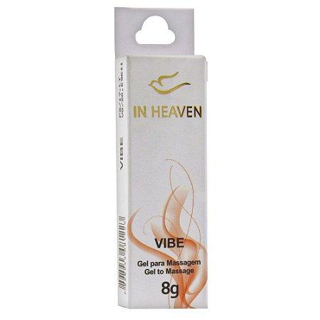 Gel Pulsante Vibe in Heaven 8g INTT - Sex shop